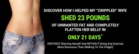 21 days flat belly fix system review
